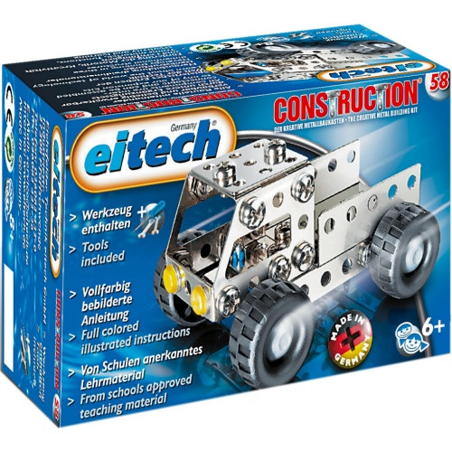Truck Construction Set Eitech