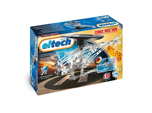 Solar Helicopter Construction Set Eitech
