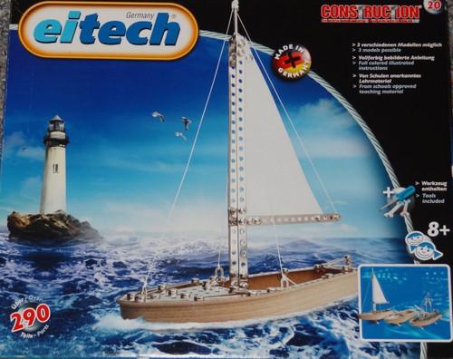 Boat Construction Set Eitech