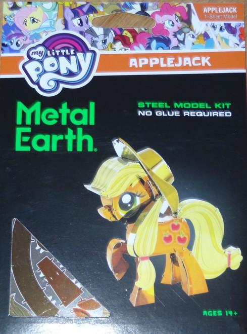 AppleJack My Little Pony Metal Earth