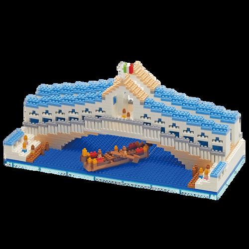 Rialto Bridge TICO Mini Building Bricks