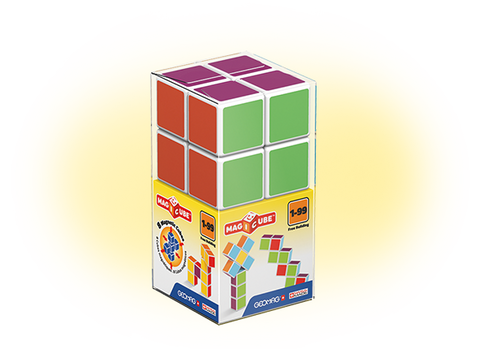 Magicube 8 Piece Set Geomag