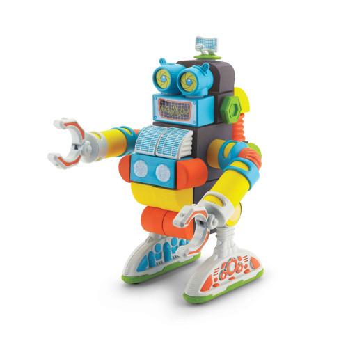 Jumbo Robot Velcro Blocks