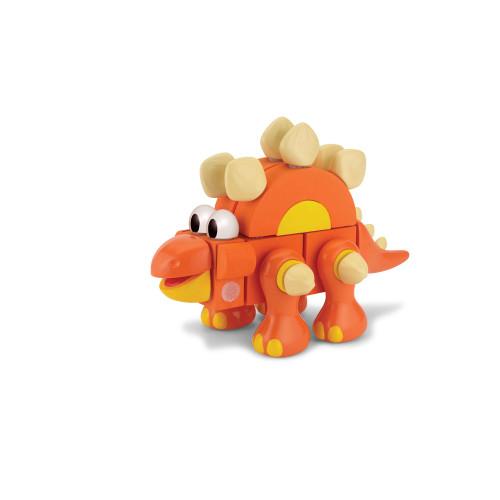 Stegosaurus Velcro Blocks