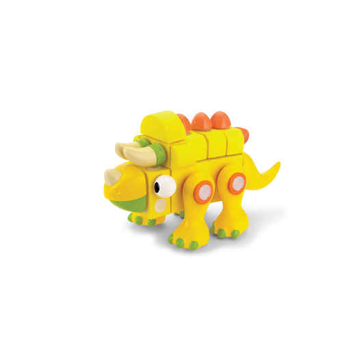 Triceratops Velcro Blocks