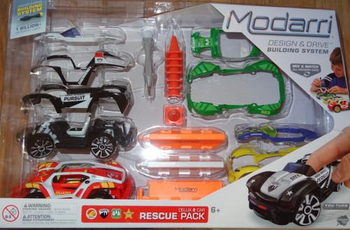 Delux 2 Car Rescue Pack Modarri Car