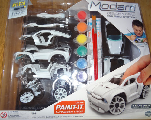 Delux Paint-It Auto Design Studio Modarri Car