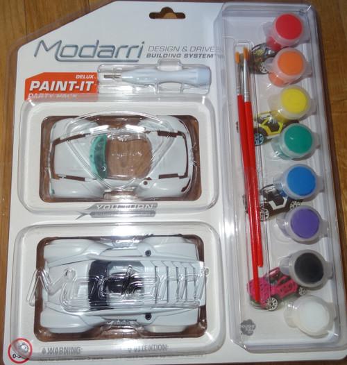 Delux Paint-It Party Pack  Modarri Car