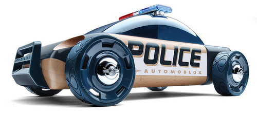 S9 Police Car  Automoblox