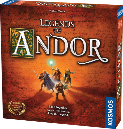 Legends of Andor Base Game