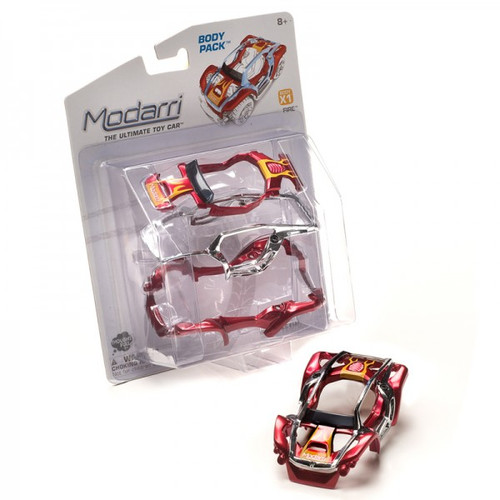 X1 Fire Body Pack Modarri