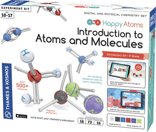 Happy Atoms Introduction to Atoms and Molecules