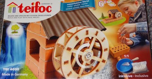 Watermill Teifoc Brick & Mortar  Building Kit