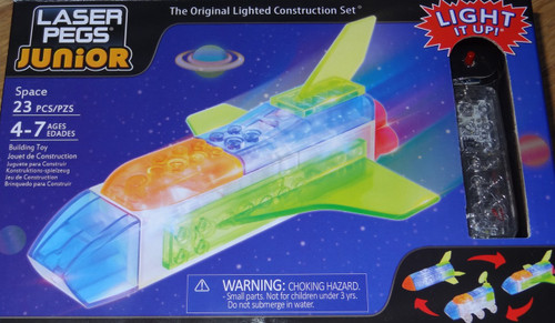 Space Laser Pegs Junior