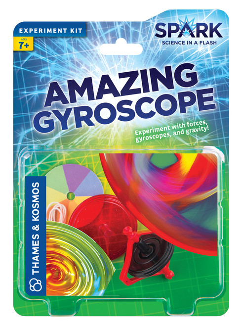 Amazing Gyroscope Spark Experiment Kit