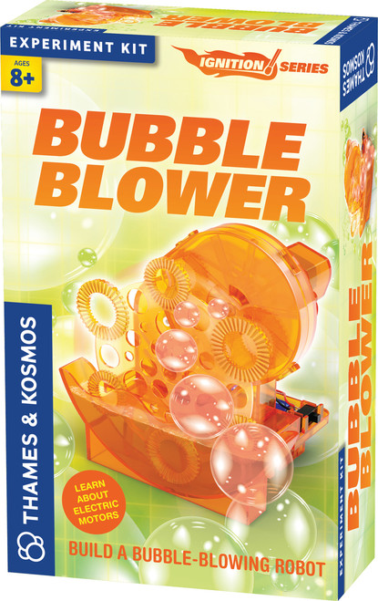 Bubble Blower Ignition Series Experiment Kit