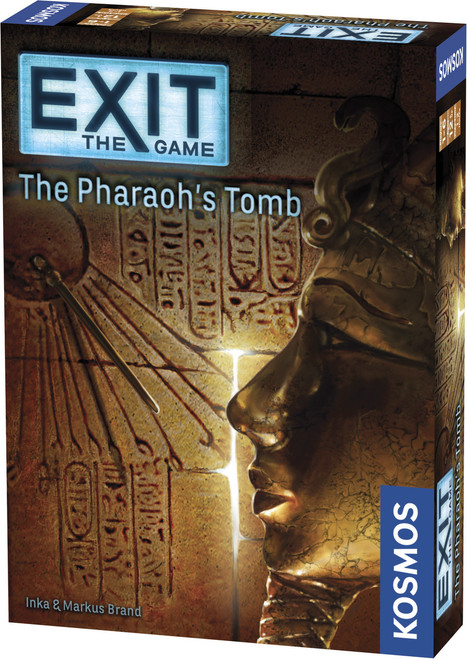The Pharaoh's Tomb Exit the Game