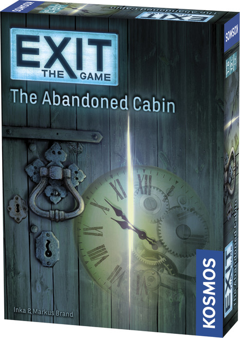 The Abandoned Cabin Exit the Game