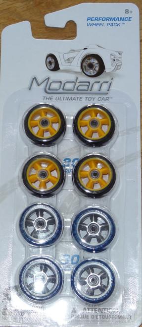 Performance Wheel Pack (Yellow & Blue) Modarri