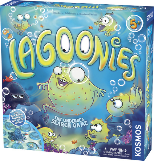 Lagoonies Game