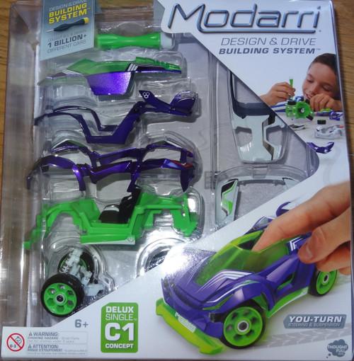 C1 Concept Delux Modarri Car
