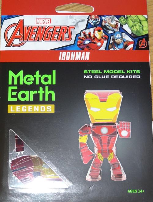 IronMan Metal Earth Legends