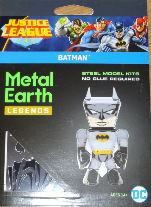 Batman Metal Earth Legends