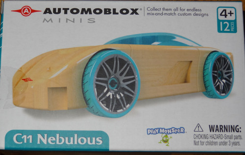 C11 Nebulous Automoblox Minis