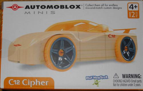 C12 Cipher Automoblox Minis