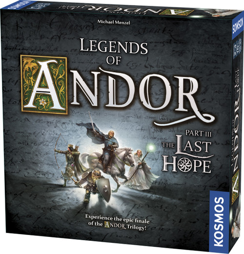 Legends of Andor Part III: The Last Hope Board Game