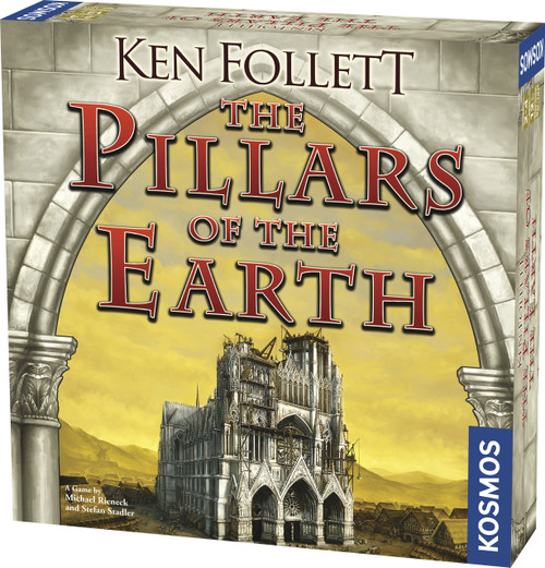The Pillars of the Earth Board Game