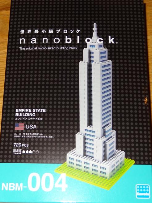 Empire State Building Nanoblock