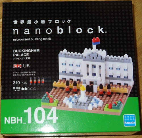 Buckingham Palace Nanoblock