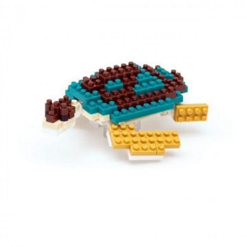 Green Sea Turtle Nanoblock