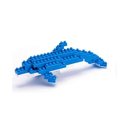 Bottlenose Dolphin Nanoblock