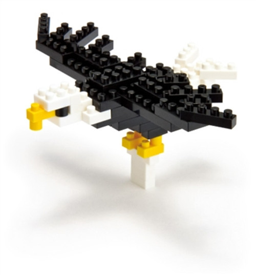 Bald Eagle Nanoblock