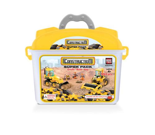 Construction Super Pack BricTek
