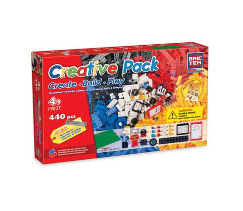 Creative Pack BricTek