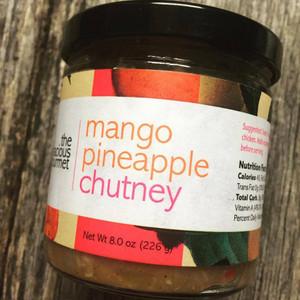 Mango Pineapple Chutney