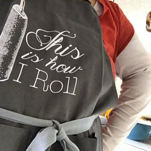 How I Roll Apron