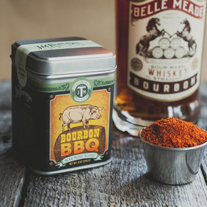 Bourbon BBQ Pork Seasoning Blend