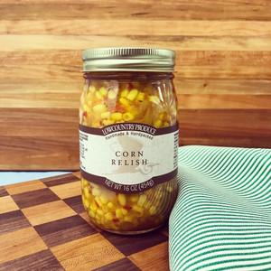 Lowcountry Corn Relish