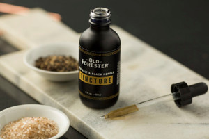 Old Forester Salt & Pepper Tincture