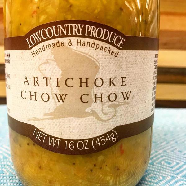 Lowcountry Artichoke Chow Chow