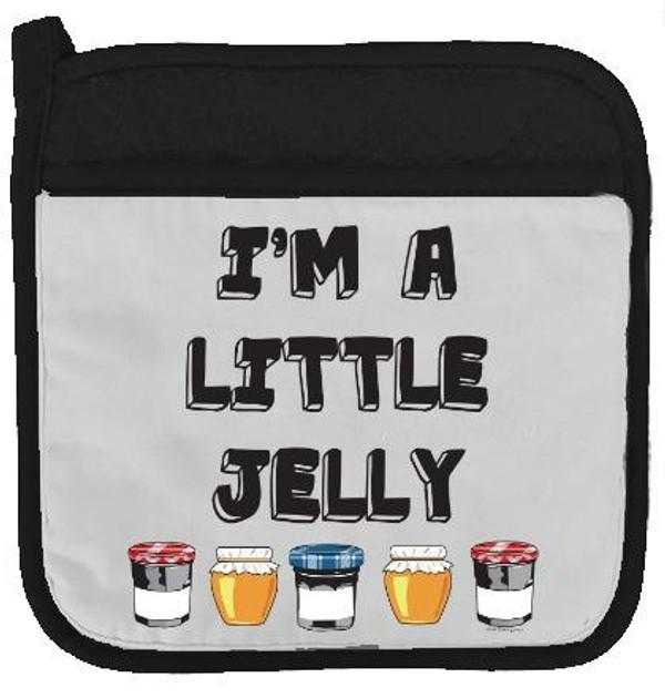 A Little Jelly Potholder