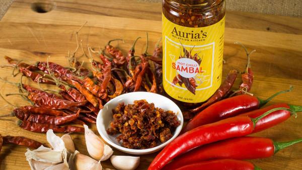 Hot Chili Sambal