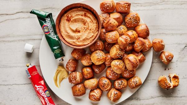 Recipe: Pretzel Bites