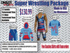 Grand Stage Wrestling Package