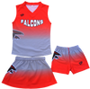 3 piece Cheer Uniforms - Sleeveless top, Skirt, and Under Shorts
