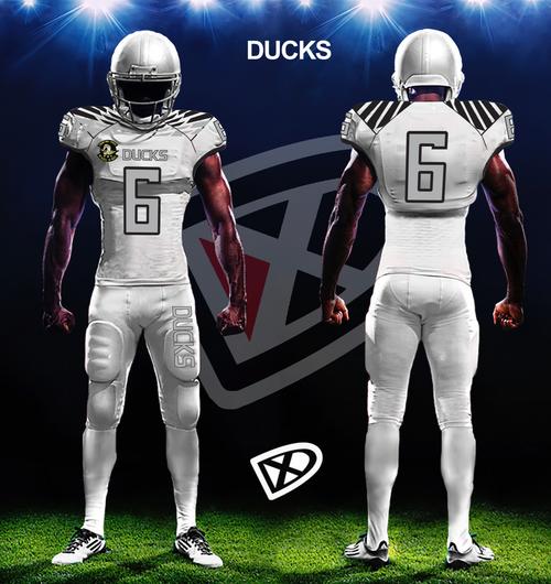 Fully Custom Game Football Uniforms